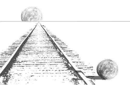 Optical Illusion illustrated